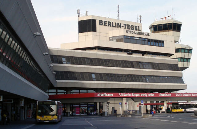 Фото аэропорта Berlin Tegel